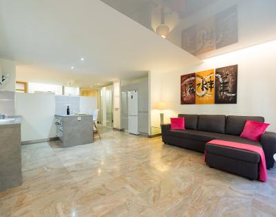 Suites Garden 1 Loft El Greco