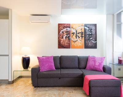 Suites Garden 3 Loft Picasso
