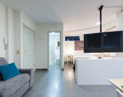 Suites Garden Apartamento Dalí 12